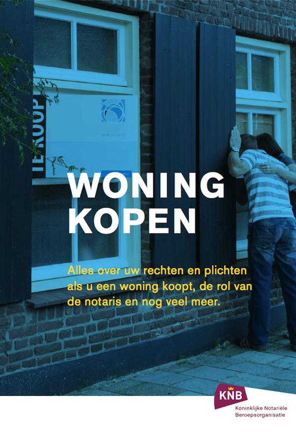 """Download de brochure: """"Woning kopen"""""""